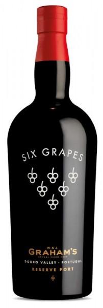 Graham´s Six Grapes Reserve Port