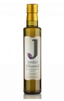 Jordan Natives Olivenöl Extra 250ml